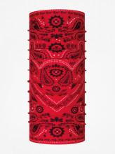 Nákrčník BUFF Original New Cashmere Red