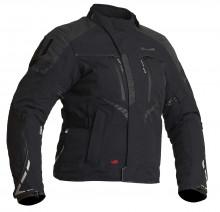 Halvarssons Vimo Black - dámská textilní motocyklová bunda