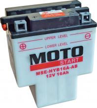 Motobaterie Motostart HYB16A-A(AB) 12V 16Ah