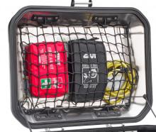 E166 vnitřní síťka do víka kufru GIVI Trekker Dolomoti DLM 30/DLM 46