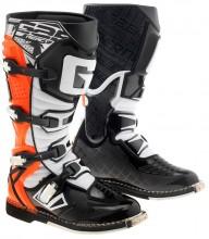 Gaerne G-React Good Year - motokrosové boty oranžové velikost 44