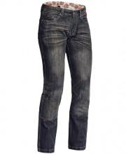 Lindstrands Blaze Lady dámské motocyklové kalhoty, modré