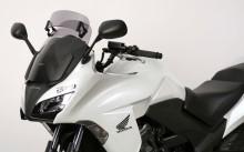 Honda CBF 1000 F (10-) MRA plexi Variotouring, kouřové