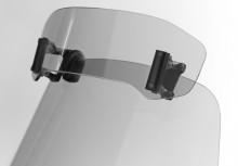 """Deflektor na plexisklo kouřový MRA VSA typ """"A""""  30/19 cm"""
