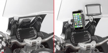 Ducati Multistrada 950 /S (17-) - držák GPS Givi FB7408