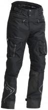 Lindstrands OMAN Pants Black textilní motocyklové kalhoty vel. 60