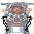 Suzuki DL 1000 V-Strom (02-11) - boční nosič kufrů Givi V35, Givi PLX528