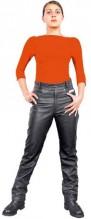 Kožené kalhoty Nazran Jeans, vel. S