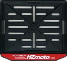 Nosič registrační značky - HZmoto