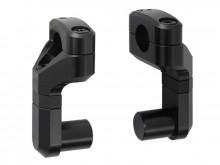 Zvýšení řidítek Vario 22/22mm černé SW-Motech