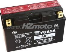Motobaterie Yuasa YT7B-BS 12V 6,5Ah