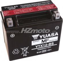 Motobaterie Yuasa YTX12-BS 12V 10Ah