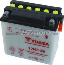 Motobaterie Yuasa 12N7-3B 12V 7Ah
