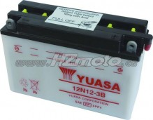Motobaterie Yuasa 12N12-3B 12V 12Ah