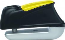 Abus Trigger 335 Alpha Yellow - zámek na kotoučovou brzdu