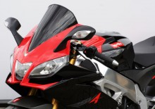 Aprilia RSV 4 (09-) - čiré MRA plexi racing