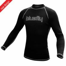 Blue Fly - termo triko Termo Pro, dlouhý rukáv, barva černá