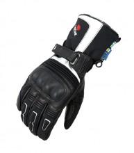 Halvarssons Advance motocyklové rukavice,  funkční membrána, Outlast