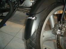 Honda XL 125 V Varadero (01-) prodloužení předního blatníku