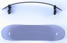 MRA deflektor VTA 12-0, čiré