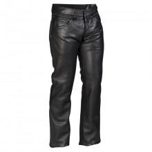 Halvarssons BC Pewter v. 48 pánské kožené motocyklové kalhoty