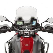 Univerzální držák GPS nebo smartphonu na řidítka, Givi S900A