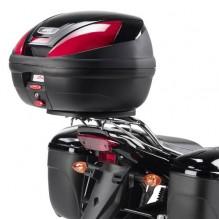 Yamaha YBR 125 (10-) - horní nosič Givi SR2104 pro kufry Monolock