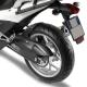 Honda NC 700 / 750 X / S (12-) - plastový kryt řetězu s blatníčkem