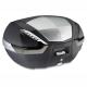 Kufr Givi V47NT Tech černý s čirými odrazkami (Monokey)